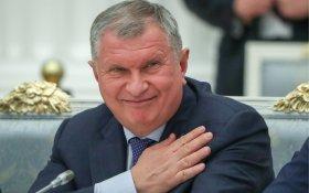 Сечин попросил Путина о налоговых льготах на 145 млрд рублей в год