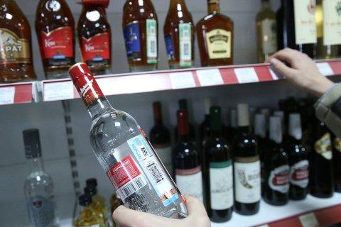 Треть проверенной Росалкоголем водки оказалась нелегальной