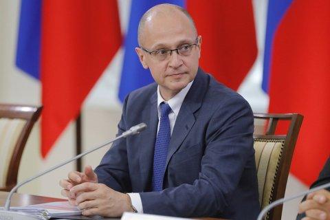 Кириенко поблагодарил политтехнологов за «высокий профессионализм в подготовке и проведении выборов» в регионах