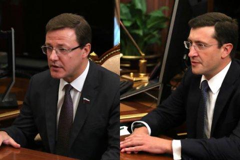 Курьезы. Новые губернаторы, назначенные Путиным, внешне очень похожи