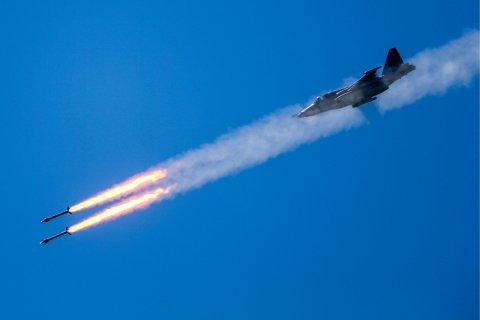 В Сирии сбили российский штурмовик Су-25