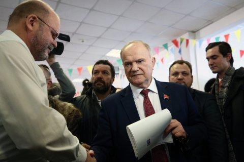 КПРФ предложила лишать свободы фальсификаторов на выборах
