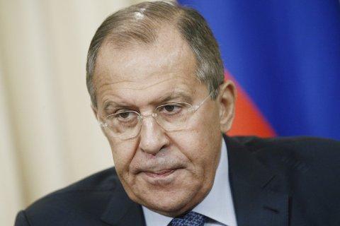 Лавров назвал «истерикой» реакцию Запада на действия России в Сирии