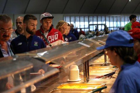 В олимпийском Рио открылся ресторан для бедных
