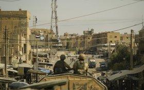 Сирия назвала агрессией удары коалиции во главе с Вашингтоном по сирийской территории