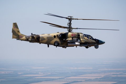 Минобороны купит 114 боевых вертолетов Ка-52 по миллиарду за штуку