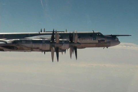 Российские бомбардировщики Ту-95МСМ нанесли удары в Сирии новейшими крылатыми ракетами