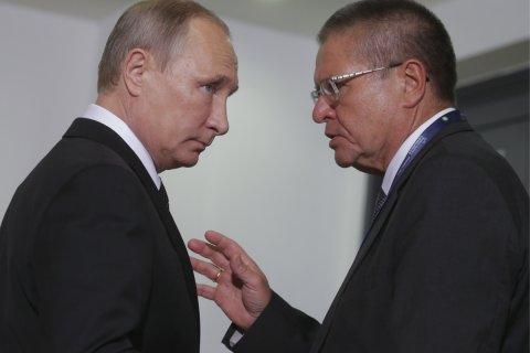 СМИ: Путин хочет отпустить Улюкаева «с миром», или – не хочет