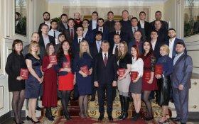 Дмитрий Новиков вручил дипломы выпускникам Центра политической учебы ЦК КПРФ