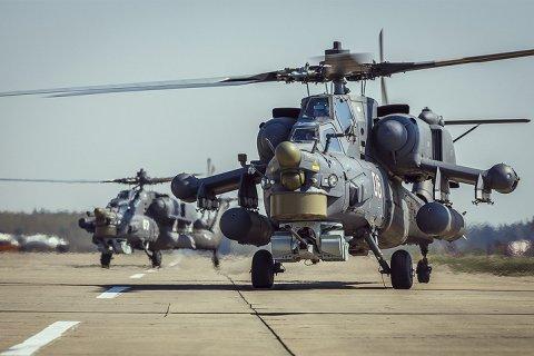 Бывший главком ВКС Бондарев раскритиковал электронику вертолета Ми-28