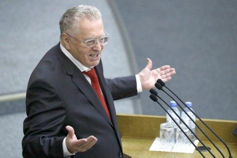 Жириновский предложил отменить выборы губернаторов в России