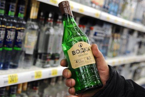 Минфин повысил цену на водку