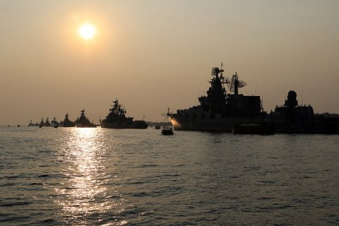 Украинский депутат пообещал уничтожить российский флот за пять минут