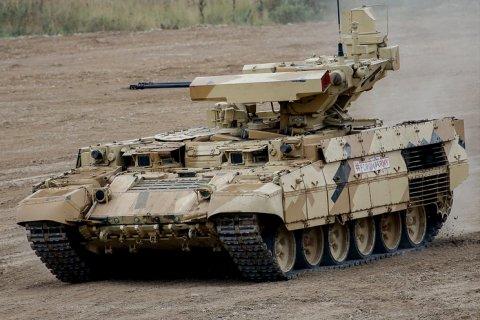 ВС России заняли второе место в списке сильнейших армий мира