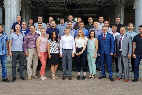 Дмитрий Новиков провел занятия в Центре политической учебы КПРФ