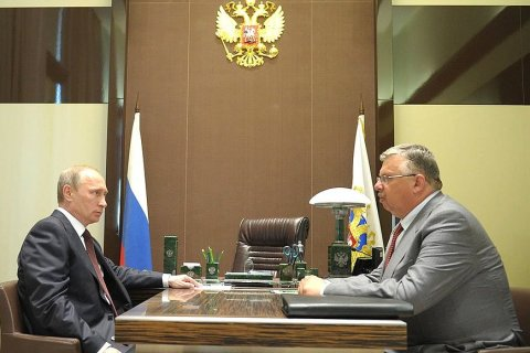Экс-глава ФТС заявил о готовности «туалеты мыть» по приказу Путина и намекнул на губернаторство
