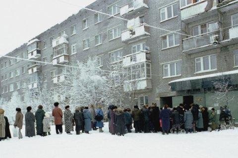 Из-за неубранного снега в Ревде отменили рейсовые автобусы