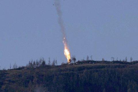 Турецкий премьер отказывается платить за сбитый самолет