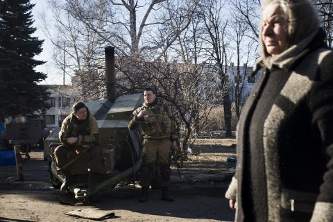 Кровавый рекорд в Донбассе