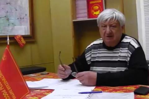 Руководители партии-спойлера «Коммунисты России» заявили о поддержке КПРФ. Молния