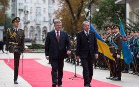 Эрдоган пообещал Порошенко не признавать «аннексию Крыма»