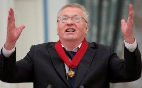 Жириновский и Поклонская предложили петь в Думе «Боже, царя храни»