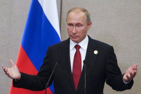 Путин поддержал отправку миротворцев на Донбасс, но по «российскому сценарию»