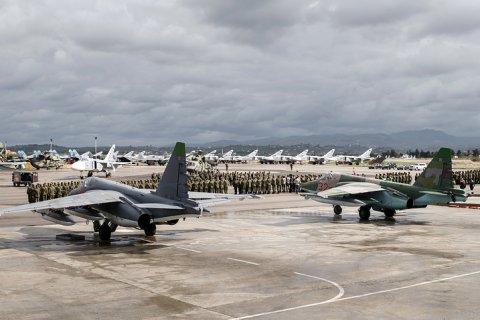 Россия расширит авиабазу Хмеймим в Сирии