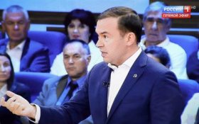 Юрий Афонин: Россиян заставляют питаться фальсифицированными продуктами