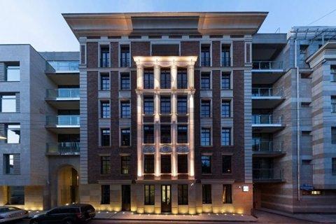 Самая дорогая квартира в Москве продается за 2,1 млрд рублей