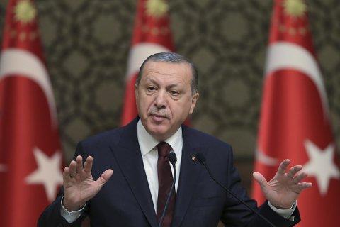 Эрдоган предложил РФ и США вывести войска из Сирии