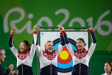Сборная Россия завоевала 5 медалей за два дня