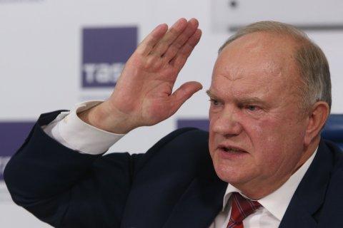 Геннадий Зюганов: Требуются фундаментальные изменения в работе правительстве