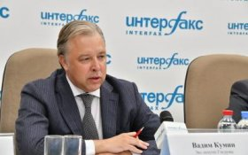 Кандидат на пост мэра Москвы от КПРФ Вадим Кумин намерен сделать столицу социалистическим городом