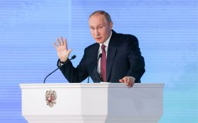 Мост в никуда. Рустем Вахитов о послании президента российскому избирателю