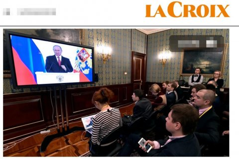Иносми: Путин начал избирательную кампанию