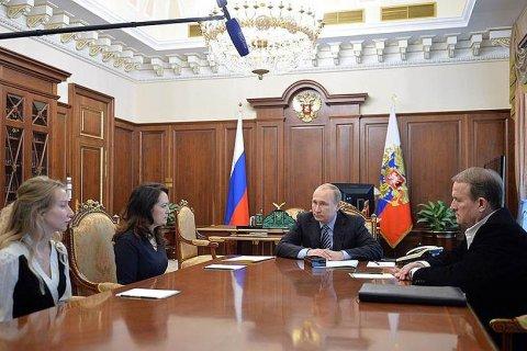 Путин помиловал Савченко по просьбе родственников погибших журналистов