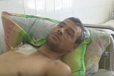 Захваченному в плен в Донбассе российскому офицеру грозит 15 лет