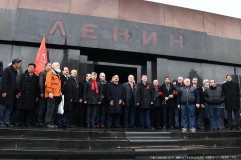Геннадий Зюганов: Ничто не перечеркнет значение и величие Октября