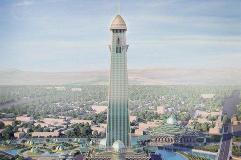 В Грозном построят самый высокий в Европе небоскреб