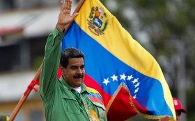Мадуро вновь избран на пост Президента Венесуэлы