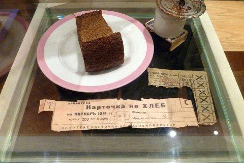 В Петербурге утвердили нормы потребления хлеба на случай новой Блокады. Обновлено