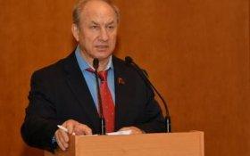 Валерий Рашкин: Надо добиваться отмены «муниципального фильтра» на губернаторских выборах