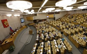 Госдума приняла в первом чтении закон о контрсанкциях. Кремль — против