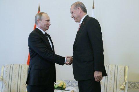 Путин и Эрдоган договорились