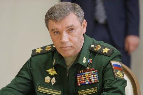 Генштаб ВС РФ обвинил США в подготовке террористов на своей базе в Сирии