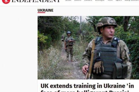 США и НАТО наращивают военную помощь Украине
