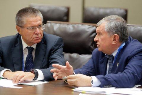Прокурор зачитал в суде разговор Сечина и Улюкаева при передаче взятки: Собрали вам корзинку с колбасой