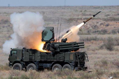 Израиль атаковал поставленные Сирии российские комплексы ПВО «Бук» и «Панцирь» и советский С-200