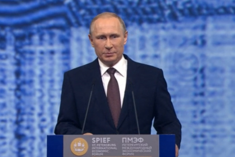 Путин предложил ввести уголовную ответственность за незаконное уголовное преследование